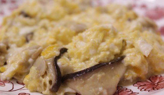 ovos_mexidos_queijo_cogumelos