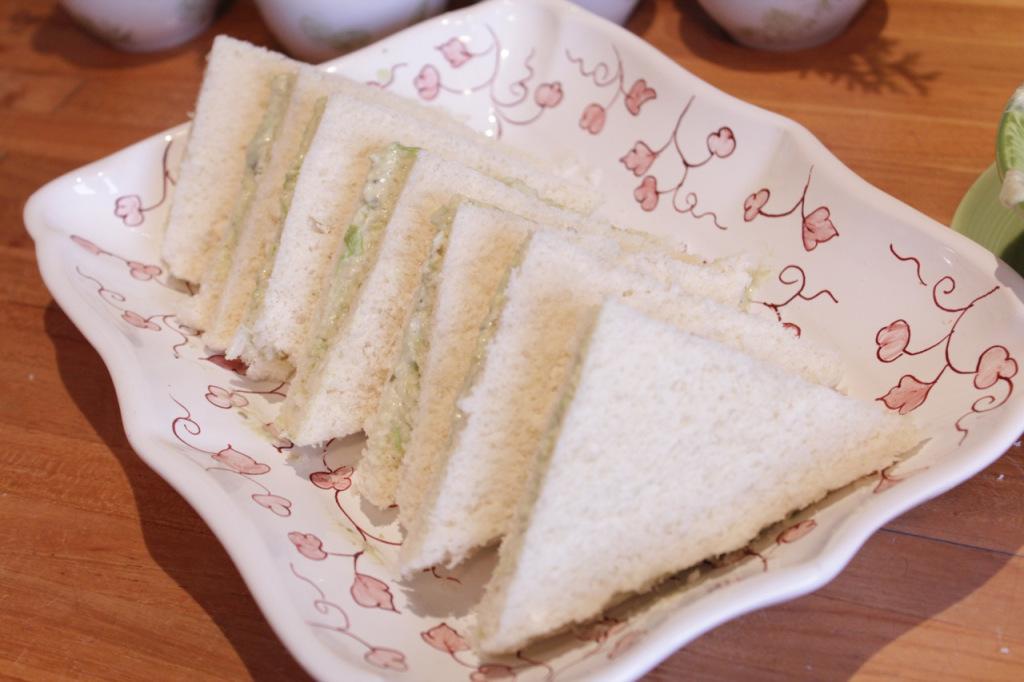 Sanduíche frio