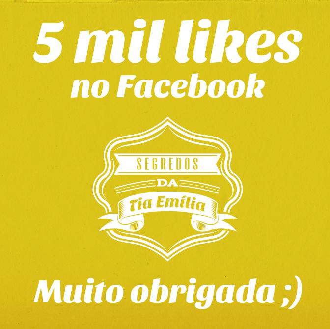 5mil likes