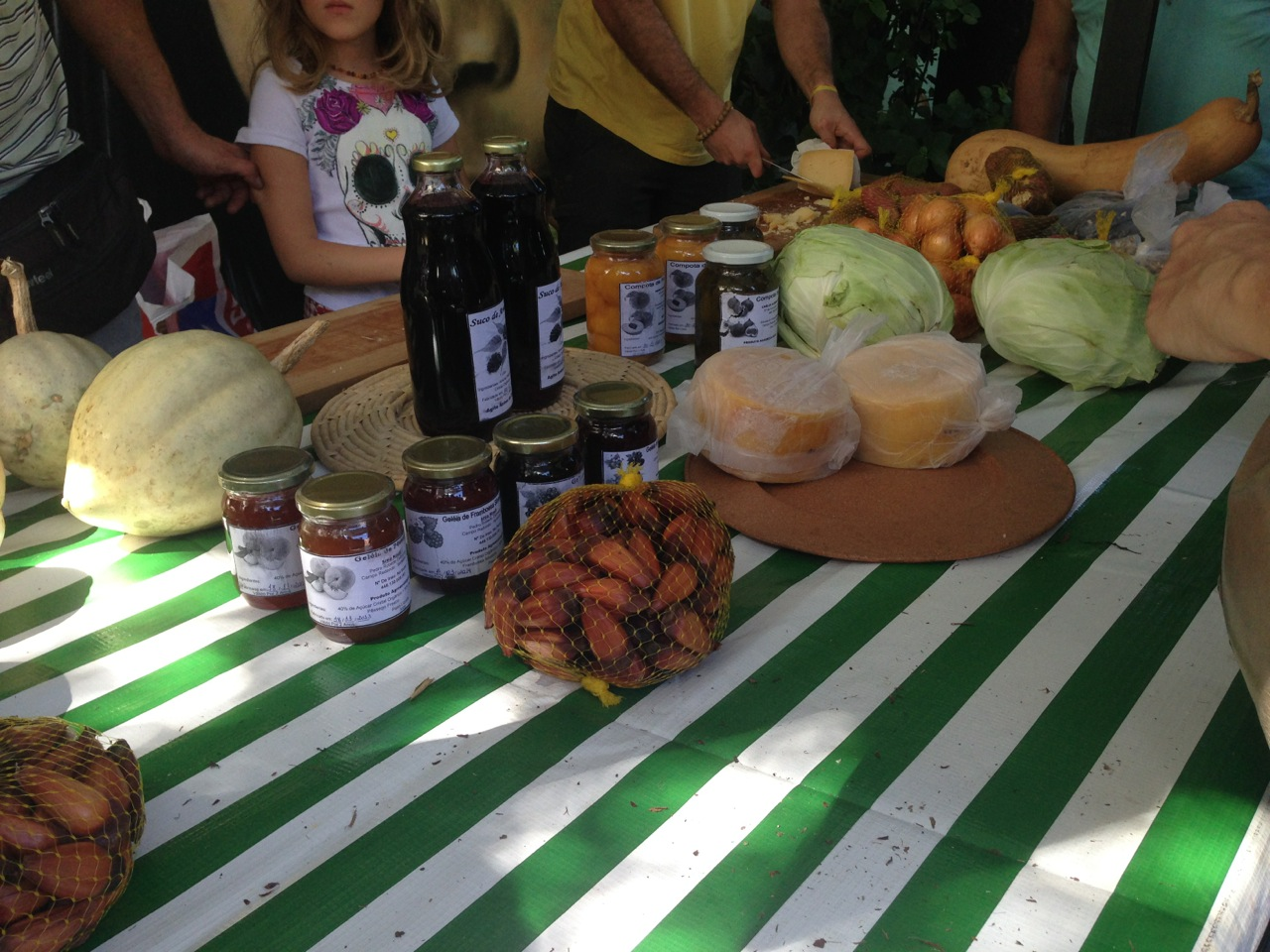 Degustação da fazenda Itamonte