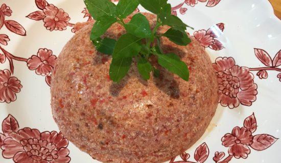 Mousse-de-tomate